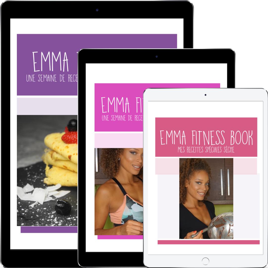 Promo : Mes 3 Ebooks de recettes à 12,99€